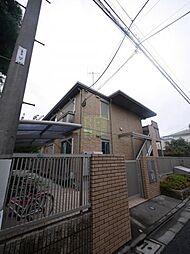 東京都杉並区南荻窪2丁目の賃貸アパートの外観