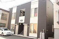 K's勝田[2階]の外観