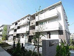 東京都足立区西加平1丁目の賃貸アパートの外観