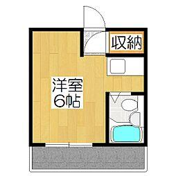 コットンハウス95[403号室]の間取り
