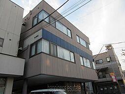 神奈川県相模原市中央区矢部4丁目の賃貸アパートの外観