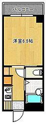 ブリックハウスII[1階]の間取り