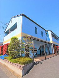 埼玉県富士見市東みずほ台1丁目の賃貸アパートの外観