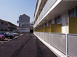 レオパレスホープ21[201号室]の外観