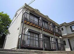 ヒルサイド妙蓮寺MA A棟[102号室]の外観