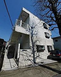 AQUACITY新川崎[3階]の外観