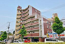 福岡県北九州市八幡西区浅川学園台2丁目の賃貸マンションの外観