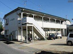 コーポ山本[203 号室号室]の外観