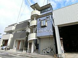兵庫県神戸市長田区細田町3丁目の賃貸マンションの外観