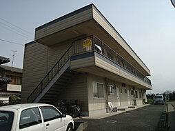 ハイツ川崎[2D号室]の外観