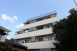 レターマンション[3階]の外観