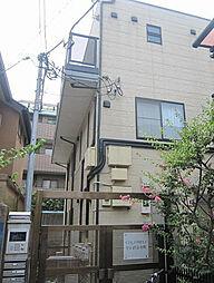 セレ渋谷本町 西新宿五丁目駅6分 メゾネットタイプで戸建て感の外観