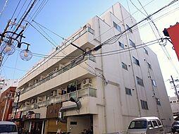 大阪府大阪市福島区大開1丁目の賃貸マンションの外観