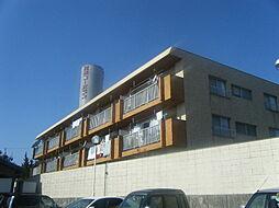 清城コーポラス[1階]の外観
