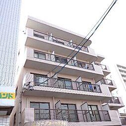 静岡県浜松市中区北寺島町の賃貸マンションの外観