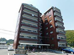 福岡県北九州市小倉南区南方1丁目の賃貸マンションの外観