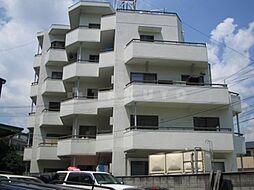 箕面ワールドハイツ[2階]の外観