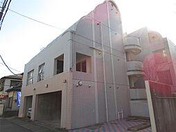 千葉県松戸市岩瀬の賃貸マンションの外観