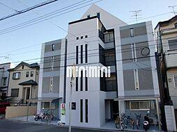 愛知県名古屋市瑞穂区西ノ割町2丁目の賃貸マンションの外観