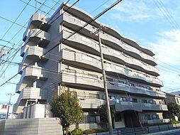 ドミールヒノデKANAMORI[4階]の外観