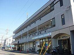東京都日野市旭が丘5丁目の賃貸マンションの外観