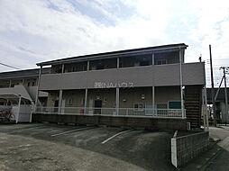 埼玉県北足立郡伊奈町内宿台1丁目の賃貸アパートの外観