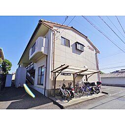 静岡県静岡市清水区高橋の賃貸アパートの外観