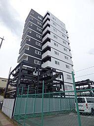 リーフジャルダンレジデンスタワー[4階]の外観