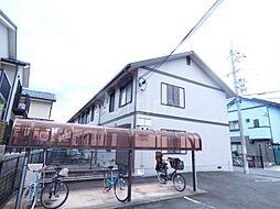 メイプル岩倉[1階]の外観