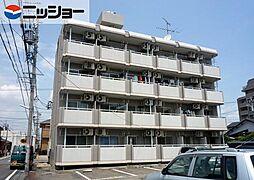 愛知県尾張旭市三郷町富丘の賃貸マンションの外観
