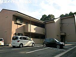 三重県津市垂水の賃貸アパートの外観
