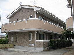 ベル ソレイユKI[2階]の外観