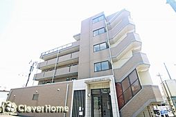 神奈川県大和市深見西2丁目の賃貸マンションの外観