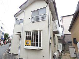 曽山コーポ[1階]の外観