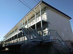サンローゼ北野D[2階]の外観
