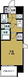 ファーストレジデンス大阪BAY SIDE 3階/-[3階]の間取り