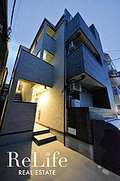 ティーエス-001[2階]の外観