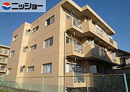 パルシェ三蔵子A棟[1階]の外観