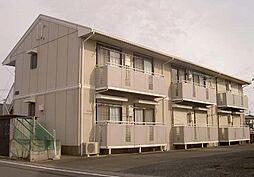 セジュール金子B棟[102号室]の外観