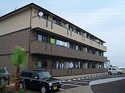高知県高知市北久保の賃貸アパートの外観