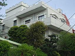 東京都北区田端6丁目の賃貸マンションの外観