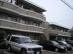東京都杉並区久我山4丁目の賃貸マンションの外観
