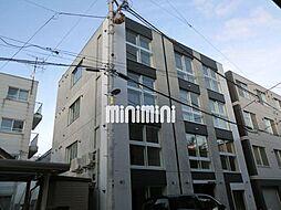 北海道札幌市北区北二十七条西2丁目の賃貸マンションの外観