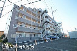 神奈川県相模原市緑区橋本7丁目の賃貸マンションの外観