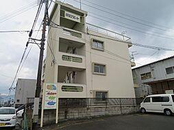 阿部アパート[102号室]の外観
