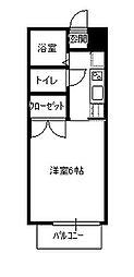 WIN台原[105号室]の間取り