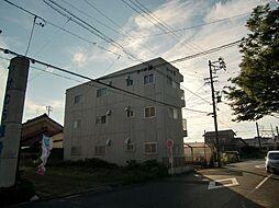 愛知県清須市須ケ口駅前2丁目の賃貸マンションの外観
