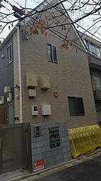 サークルハウス蒲田弐番館[201号室]の外観