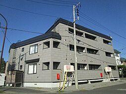 JR学園都市線 石狩当別駅 徒歩8分の賃貸アパート