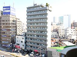 SKヴィラ2[8階]の外観